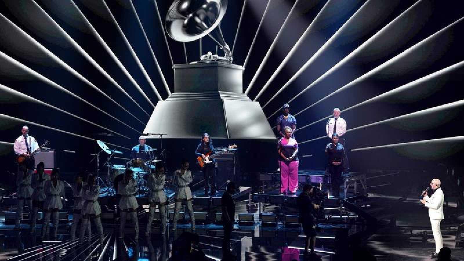 Actuación Grammy Latinos 2020