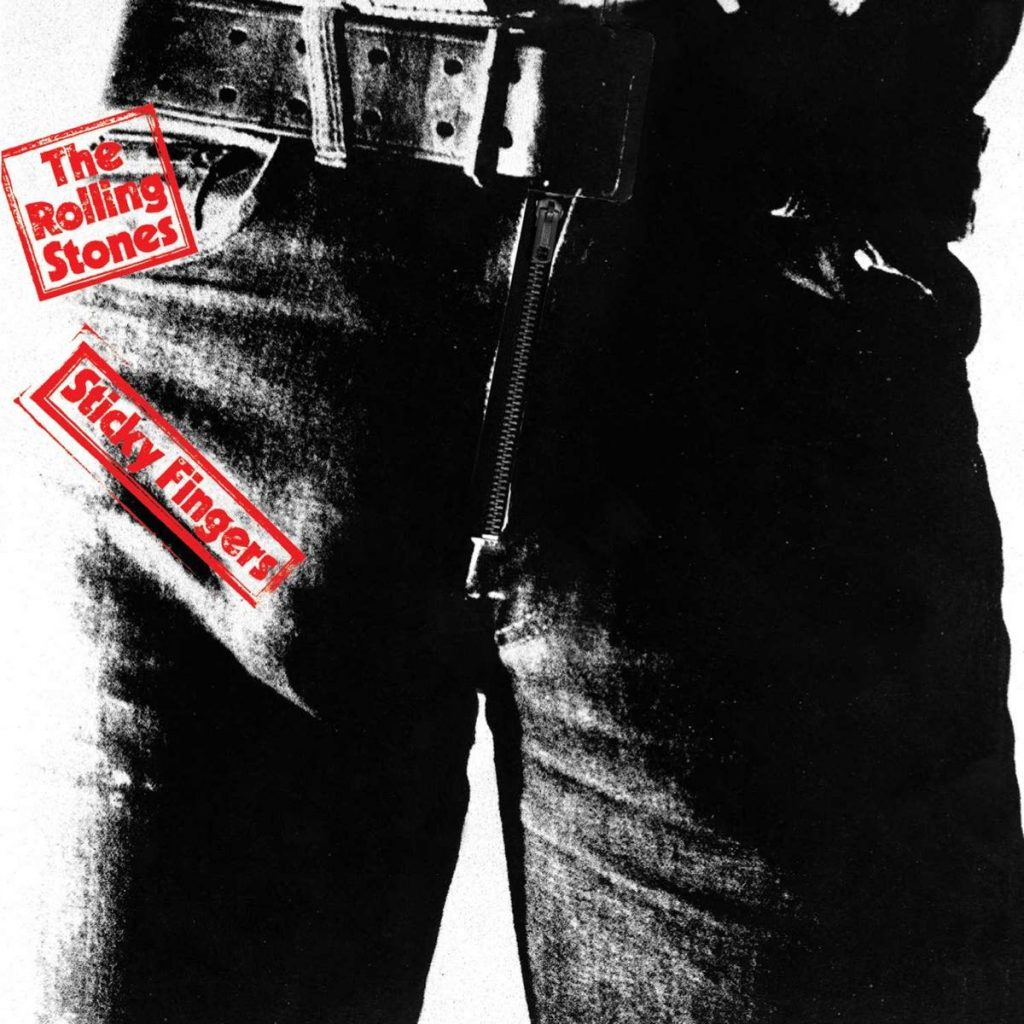 Portadas escandalosas: Sticky Fingers, de The Rolling Stones (1971)