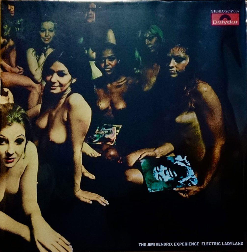Portadas escandalosas: Electric Ladyland, de Jimi Hendrix (1968)