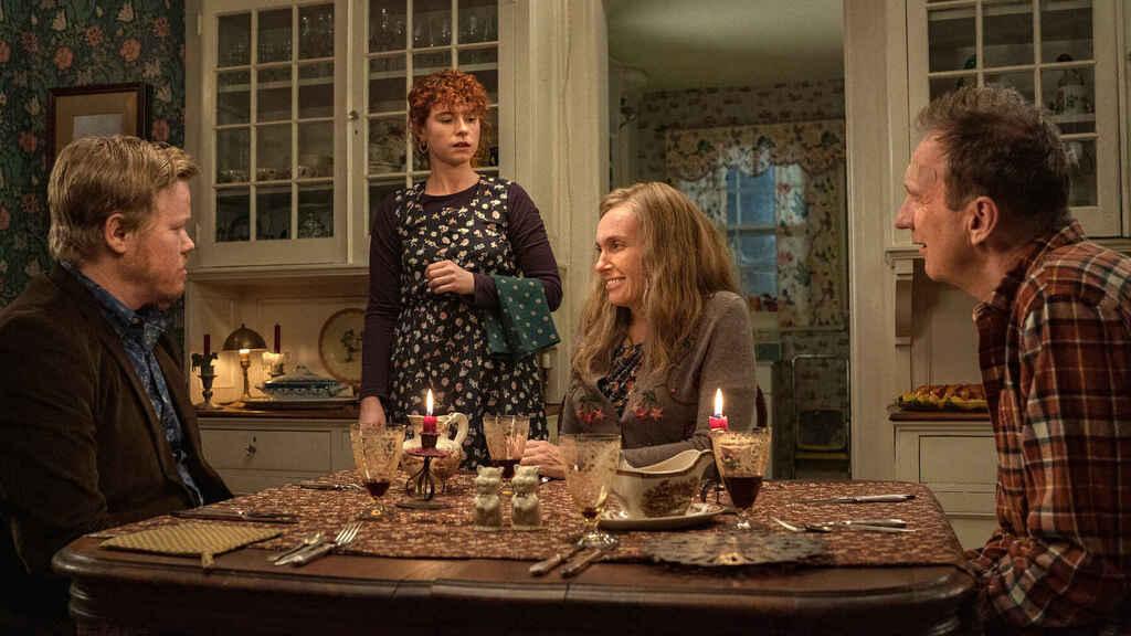 """Fotograma de """"Estoy pensando en dejarlo"""", de Charlie Kauffman. Cine en Netflix"""