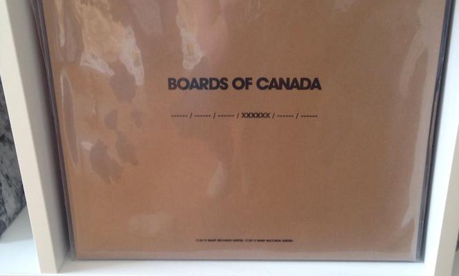 Campañas discográficas: Boards of Canada