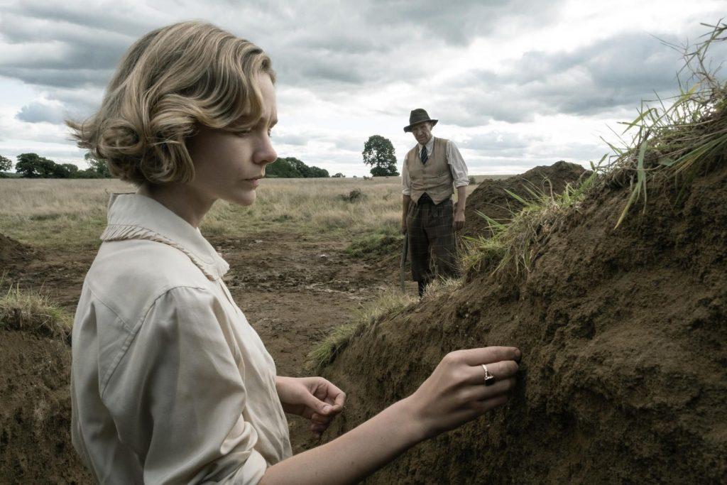 """Fotograma de """"La excavación"""", de Simon Stone. Cine en netflix"""