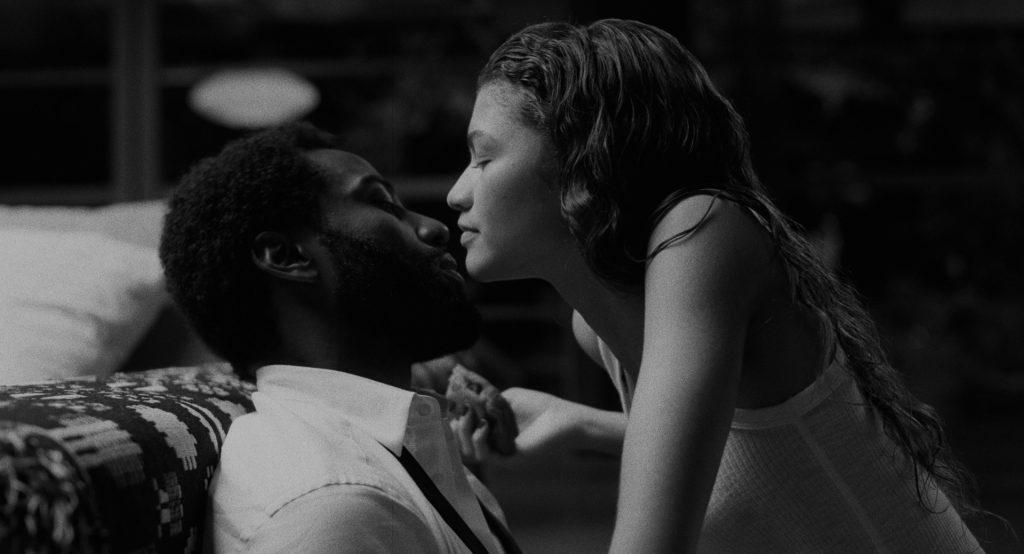 "Fotograma de ""Malcolm and Marie"", de Sam Levinson. Cine de Netflix"