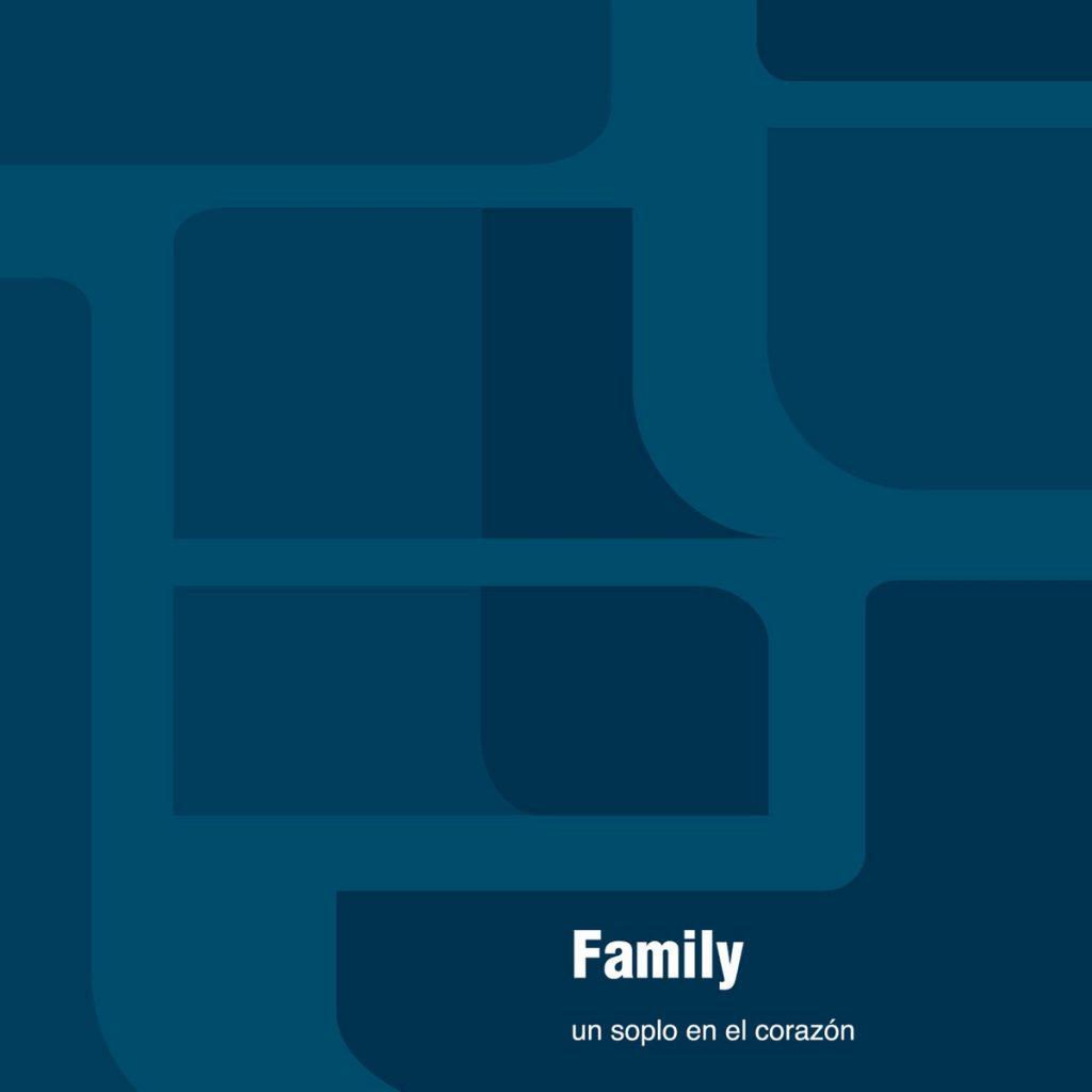 Portada del primer y único disco de Family