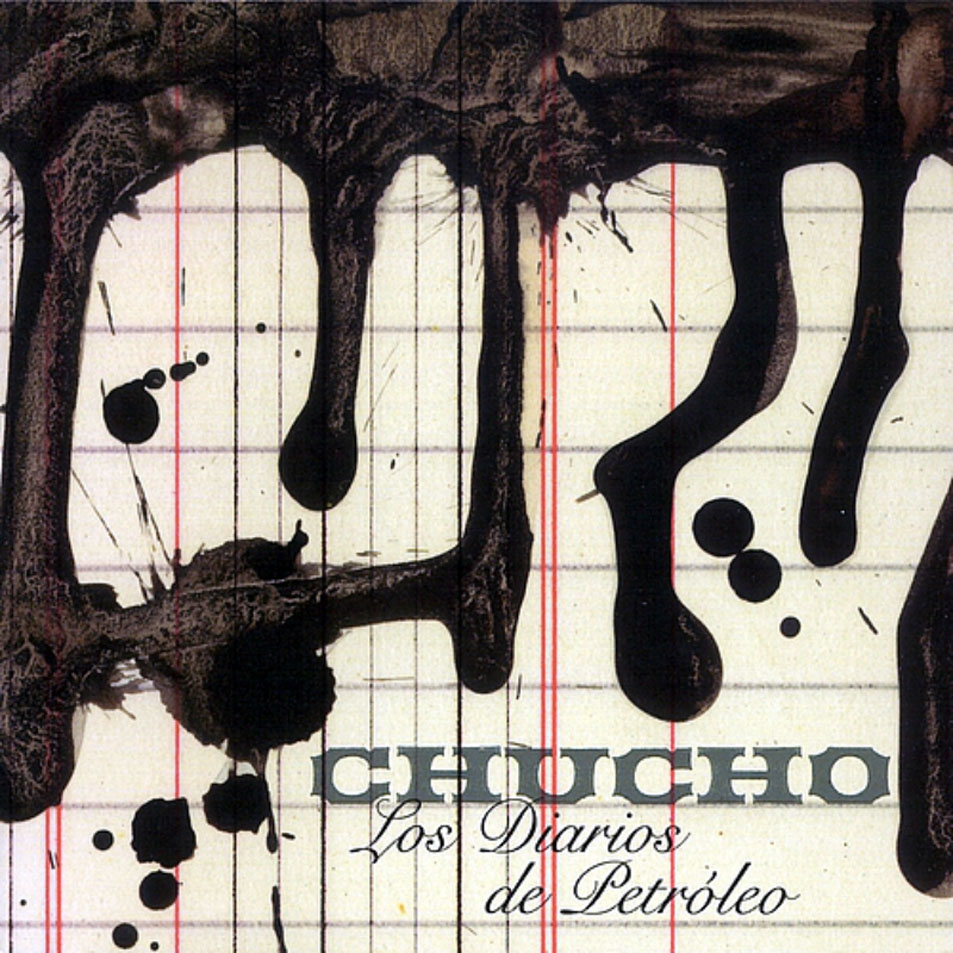 Portada del tercer álbum de Chucho