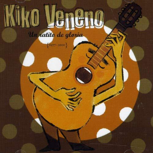 Portada del recopilatorio de Kiko Veneno