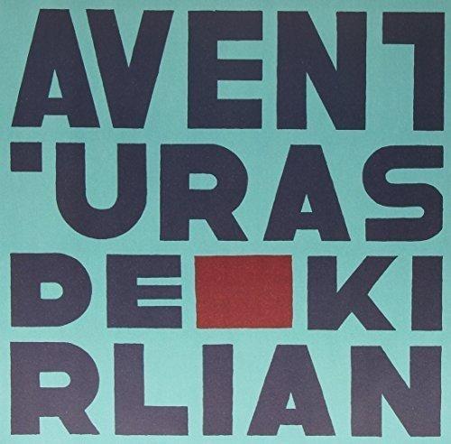 Portada del primer disco de Aventuras de Kirlian