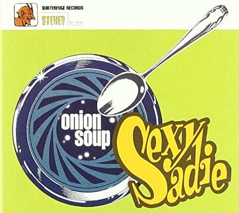 Portada del primer álbum de Sexy Sadie