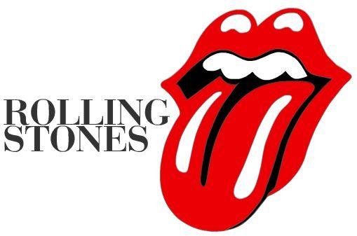 Logotipo de los Rolling Stones creado por John Pasche.