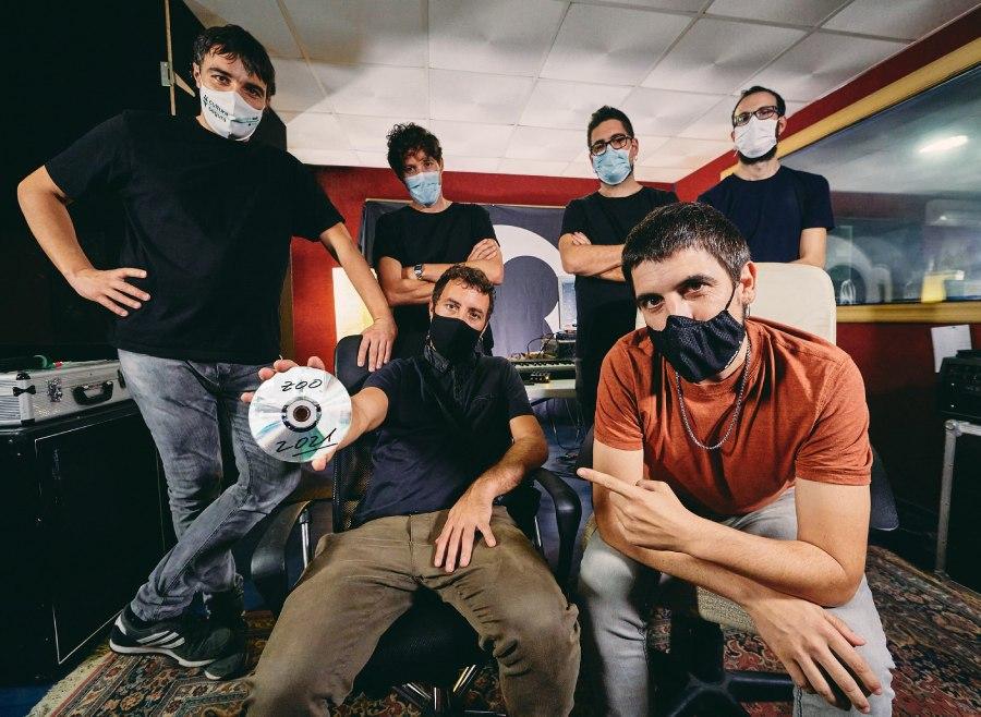 Zoo, la banda de Gandía, con su nuevo disco.