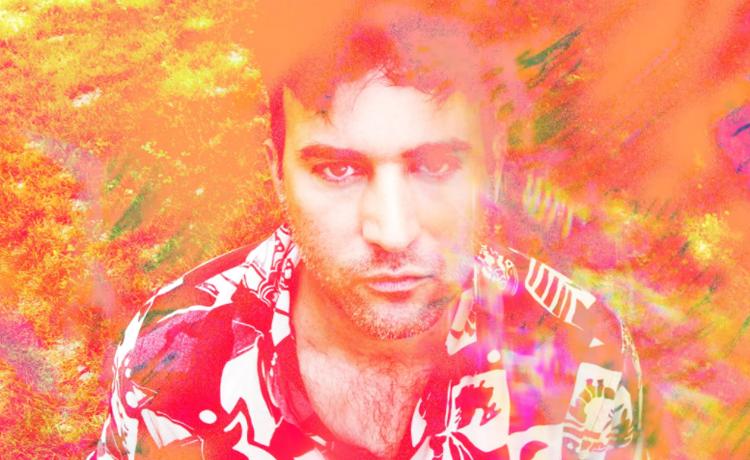 """Sufjan Stevens, en una imagen promocional de su nuevo disco, """"Meditations""""."""